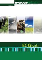 preview Brochure ECOisola