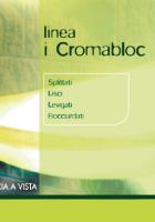 preview Catalogo Cromabloc