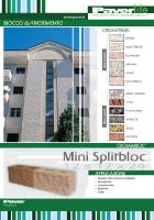 preview Catalogo Mini Splitbloc