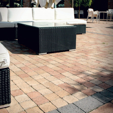 Tassello Mix Cotto Superficie Anticata